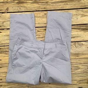 Loft Petites Marisa Fit Pants Size 8P